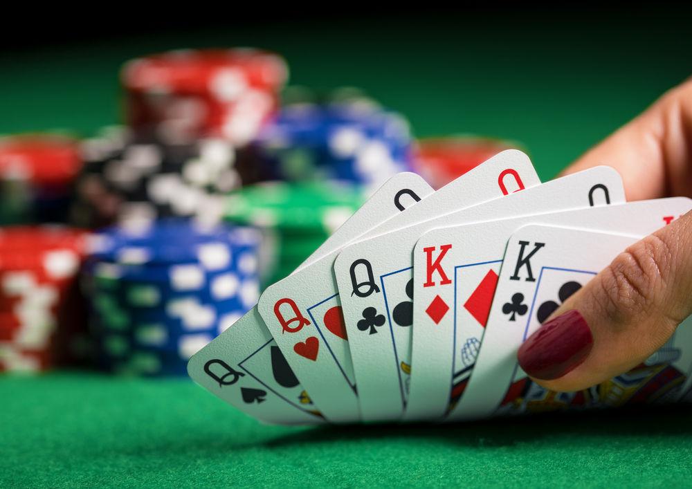 thuật ngữ poker m88 online