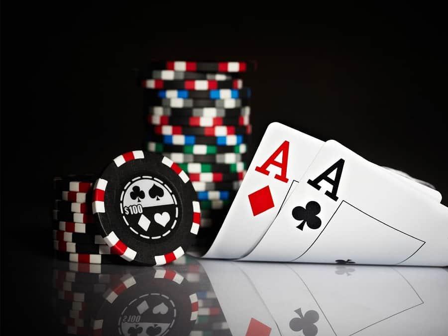 Blackjack trò đỏ đen không thể thiếu tại các sòng Casino chuyên nghiệp