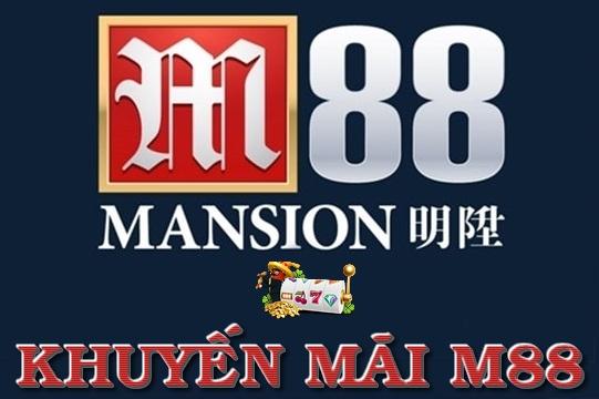 Nhận khuyến mãi M88bet cực khủng dành cho mọi thành viên