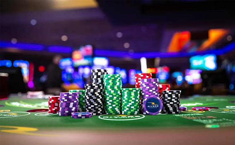 Thuật ngữ giải đấu Poker và các thuật ngữ khác