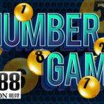LUẬT CƯỢC VÀ BÍ KÍP CHƠI NUMBER GAME TẠI NHÀ CÁI M88